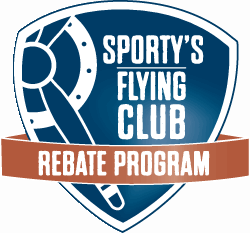 Sporty's Flight Instructor Rebate Program