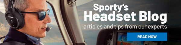 What's new in aviation headsets