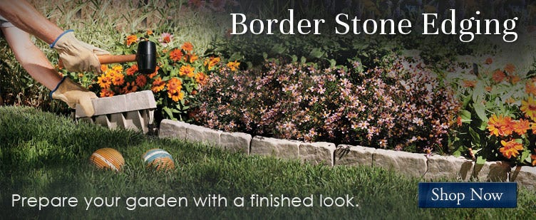 Border Stone Edging