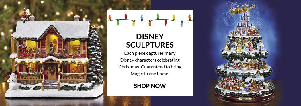 Ultimate Disney Christmas Tree - from Preferred Living