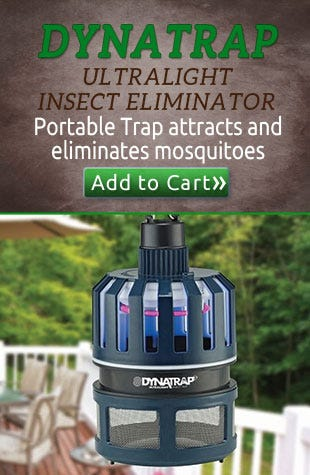 DynaTrap Ultralight Insect Eliminator