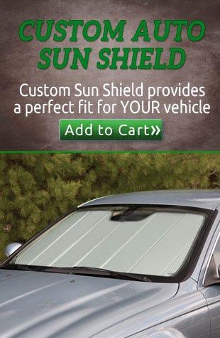 Custom Auto Sun Shield