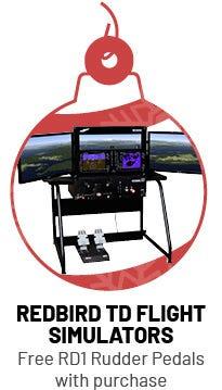 Redbird Flight Simulator Specials