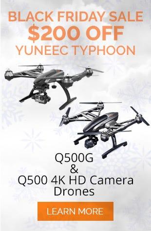 Yuneec Typhoon Sale