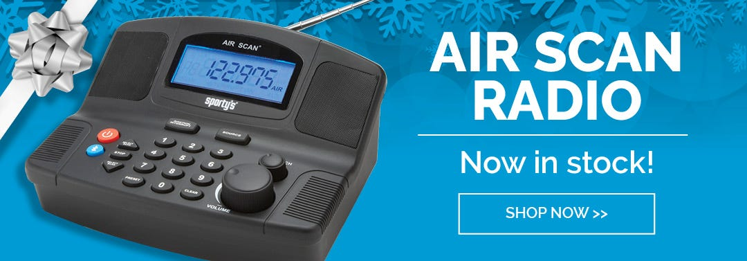 Air Scan Aviation Radio