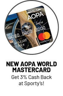 AOPA Credit Card