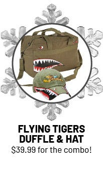 Duffel Bag and Cap Deal