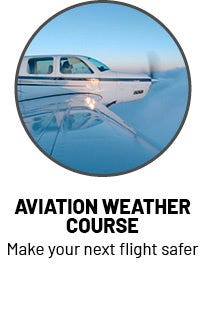 New Aviation Weather Course