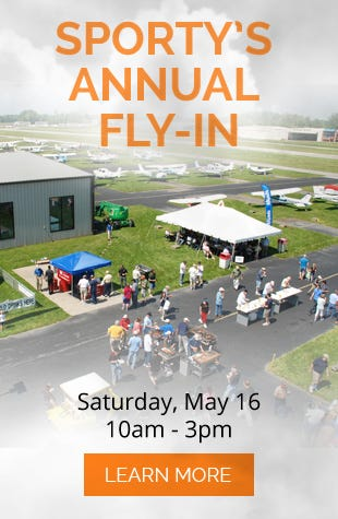 Sporty's Annual Fly-In