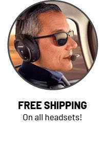 Free Shipping all headsets