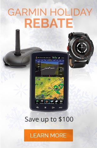 Garmin Holiday Rebate