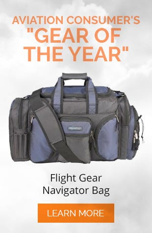 Navigator Bag Gear of the Year