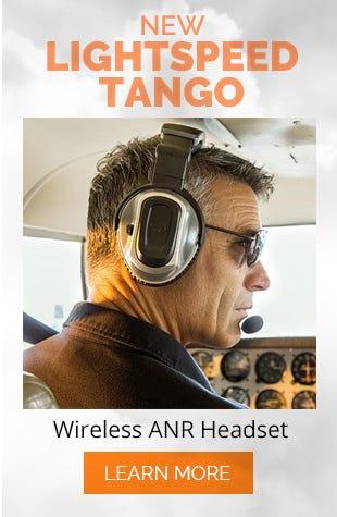 Lightspeed Tango Headsets