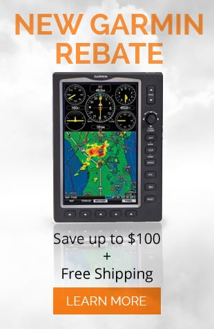 New Garmin Rebate
