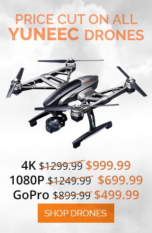 Price Cut on AllYuneeC Drones