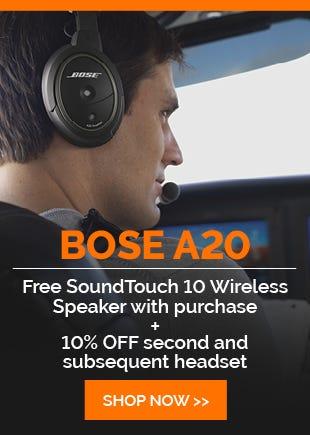 Bose Spring Promo