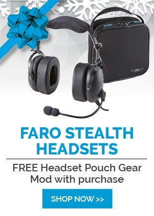 Faro Headset Special