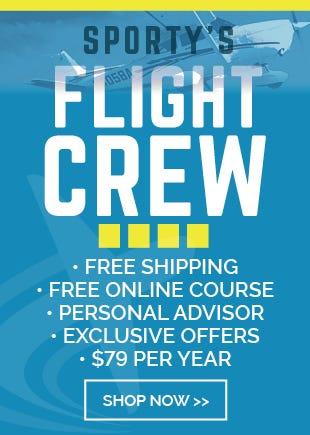 Sporty's Flight Crew