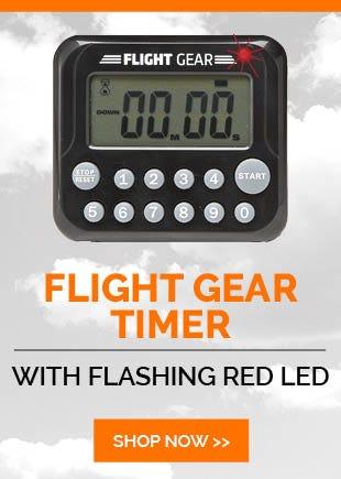 Sportys Flight Timer