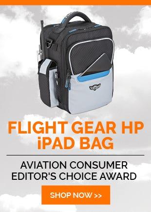 iPad Flight Bag