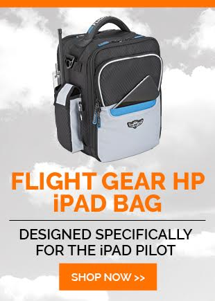 iPad Flight Bag