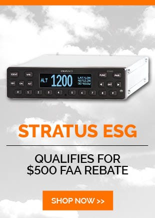 Stratus ESG Transponders
