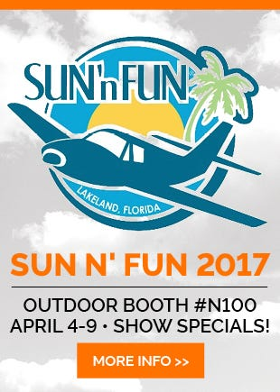 Visit Us at Sun' n Fun