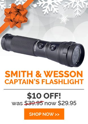 Smith Wesson Flashlight Special