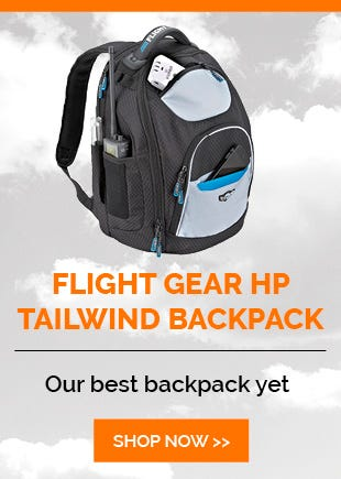 Flight Gear HP Backpack