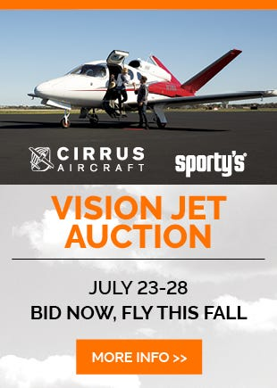 Vision Jet Auction