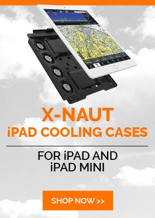 X-Naut iPad Cooling Cases