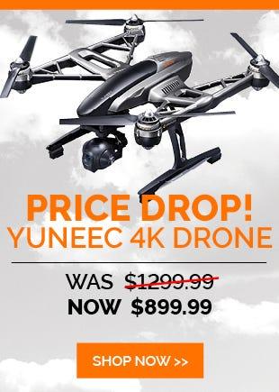 Yuneec Drone Price Drop
