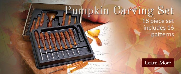 Pumpkin Carving set