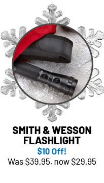 Smith & Wesson Flashlight