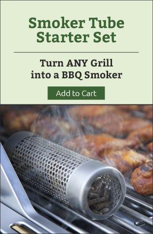 Grill Smoker Tube