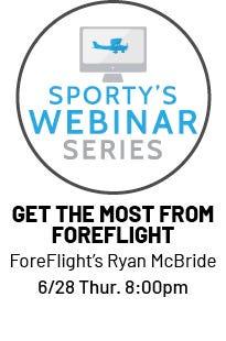 Foreflight Webinar