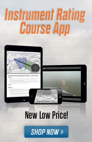 2014 Instrument Rating Course