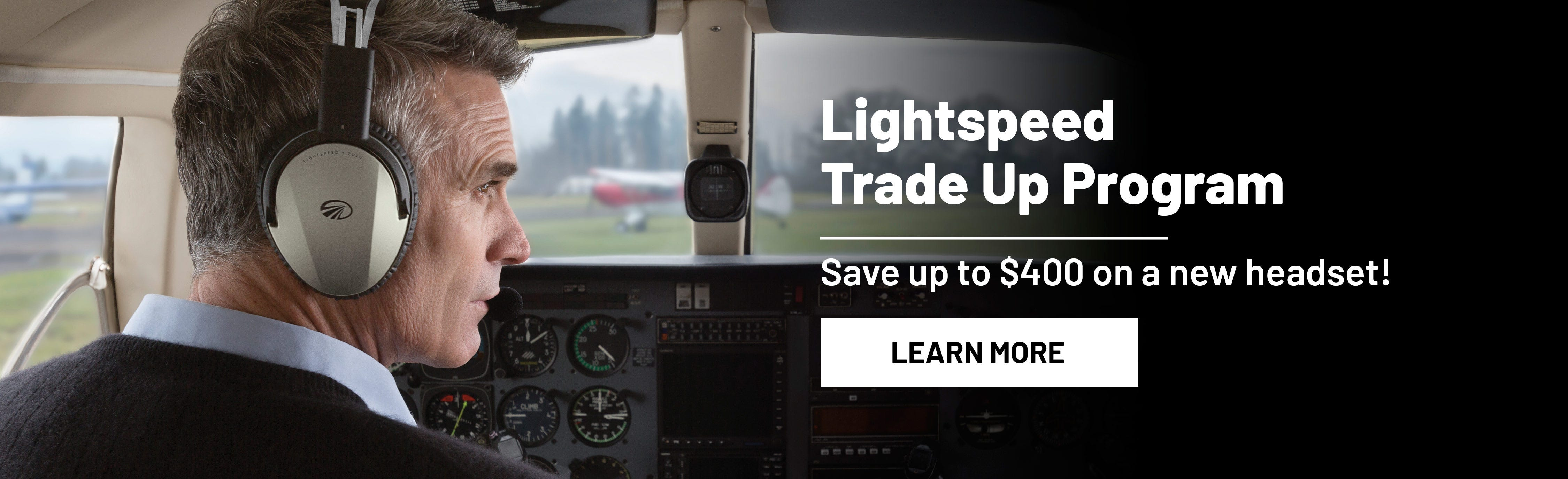 Lightspeed Trade-Up Program