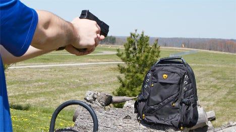 backpack test