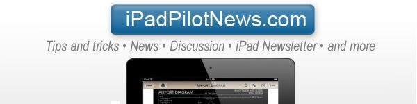 iPad Pilot News