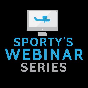 Sporty's Webinar Series