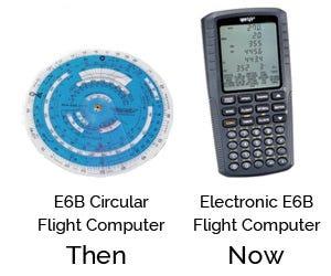 Electronic E6B