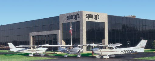 5b7c3b63dd1 Visit Us - from Sporty s Pilot Shop